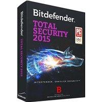Bitdefender Total Security 2015 (1 User) (1 Year) (DE) (Win) (ESD)
