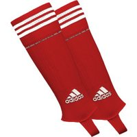 Adidas 3 Stripes Socks university red/white