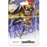 Nintendo amiibo: Super Smash Bros. Collection - Captain Falcon