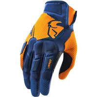 Thor Flow Gloves 2015 Orange