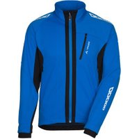VAUDE Men's Kuro Softshell Jacket II hydro blue