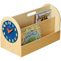 TidyBooks Childrens Book Storage Box