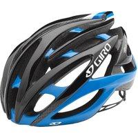 Giro Atmos II blue / black