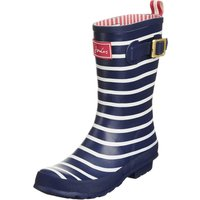 Joules Molly Welly navy stripe