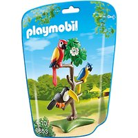 Playmobil Parrots and Toucan (6653)