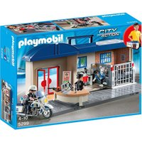 Playmobil City Action - Police Station (5299)