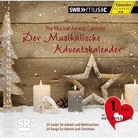 Hänssler Classic SCM Musical Advent Calendar 2014
