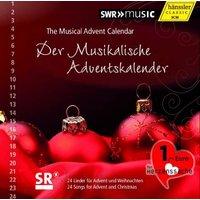 Hänssler Classic SCM Musical Advent Calendar 2013