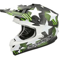 Scorpion VX-15 Evo Air Stadium Black/Green