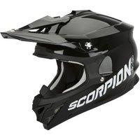 Scorpion VX-15 Evo Air Solid Black