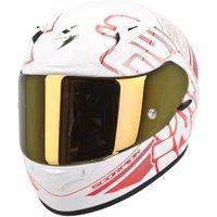 Scorpion Exo-2000 Evo Air Ipsum White/Red