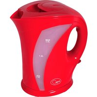Quest 35420 1.7 Litre Red Kettle