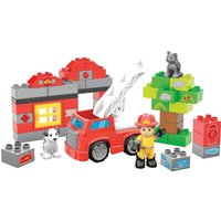 MEGA BLOKS Junior Builders - Fire Station Rescue (7153)