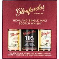 Glenfarclas Tasting-Set I 3 x 0,05l