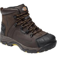 Dickies Super Safety Medway brown