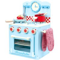 Le Toy Van Honeybake Oven & Hob Set Blue (TV265)