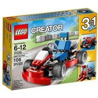 LEGO Creator - Red Go-Kart (31030)
