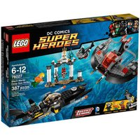 LEGO DC Comics Super Heroes - Black Manta Deep Sea Strike (76027)