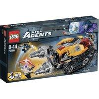 LEGO Ultra Agents - Drillex' Diamond Job (70168)