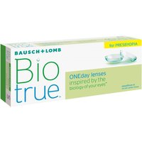 Bausch & Lomb Biotrue ONEday for Presbyopia (30 pcs)
