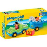 Idealo ES|Playmobil Transporte de caballo (6958)