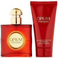 YSL Opium Set (EdT 30ml + BL 50ml)