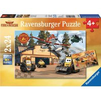 Ravensburger Always in Action (2 x 24 pieces)