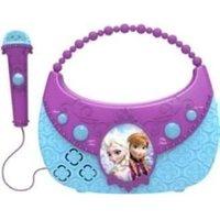 Disney Frozen Cool Tunes Sing-Along Boombox