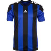 Adidas Striped 15 Shirt bold blue/black/white