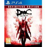DmC: Devil May Cry - Definitive Edition (PS4)