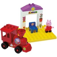 Big PlayBIG Bloxx Peppa Pig Train Stop (800057072)