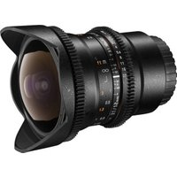 Walimex pro 12mm f/3.1 Fish-Eye VDSLR Canon