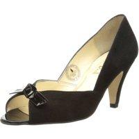 Van Dal Shoes Heydon black suede