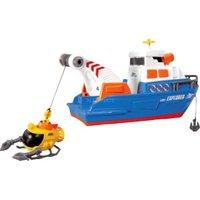 Dickie Explorer Boat