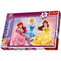 Trefl Joyful Princess (24 pieces)