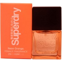 Superdry Neon Orange Eau de Parfum (25ml)