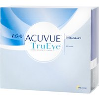 Johnson & Johnson 1 Day Acuvue TruEye +6.00 (180 pcs)