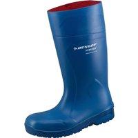 Dunlop FoodPro Purofort HydroGrip safety blue