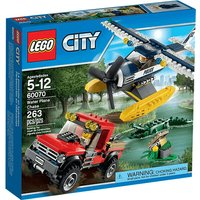 LEGO City Water Plane Chase (60070)