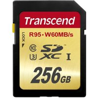 Transcend SDXC 256GB Ultimate Class 3 UHS-I (TS256GSDU3)
