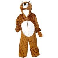 Smiffy's Fox Costume With Hood