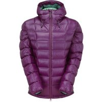 Mountain Equipment Women's Lumin Jacket Foxglove