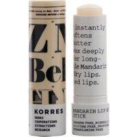 Korres Mandarin Lip Butter Stick Colourless SPF15 (5ml)