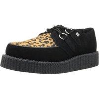 T.U.K. Mondo black/leopard