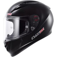 LS2 FF323 Arrow R Solid Black