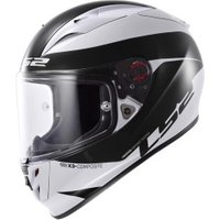 LS2 FF323 Arrow R Comet White/Black