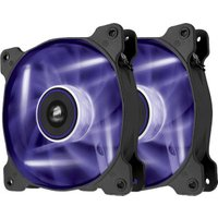 Corsair Air Series SP120 LED Purple (Twin Pack)