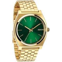 Nixon The Time Teller Green Sunray