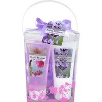 Gloss! Flower Lavender & Cherry Blossom Set (200g)