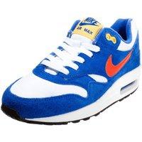 Nike Air Max 1 GS white team/orange hyper/cobalt/black